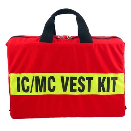 R & B Fabrications IC/MC Vest Case