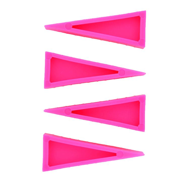 TheFireStore PINK Wedges, Single