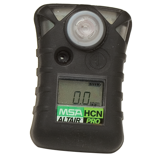 MSA Altair Pro Gas Detector w/ Replaceable Battery and Sensor