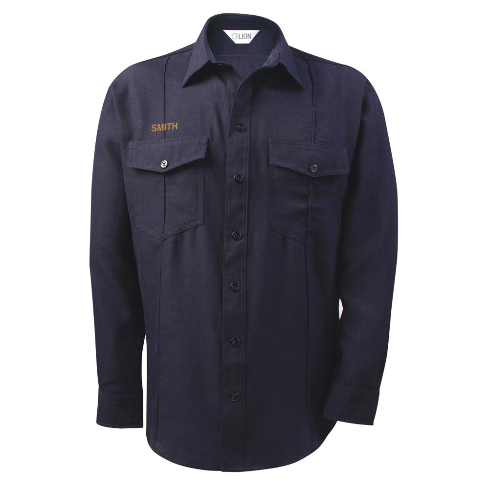 LION StationWear Battalion NOMEX IIIA L/S Uniform Shirt