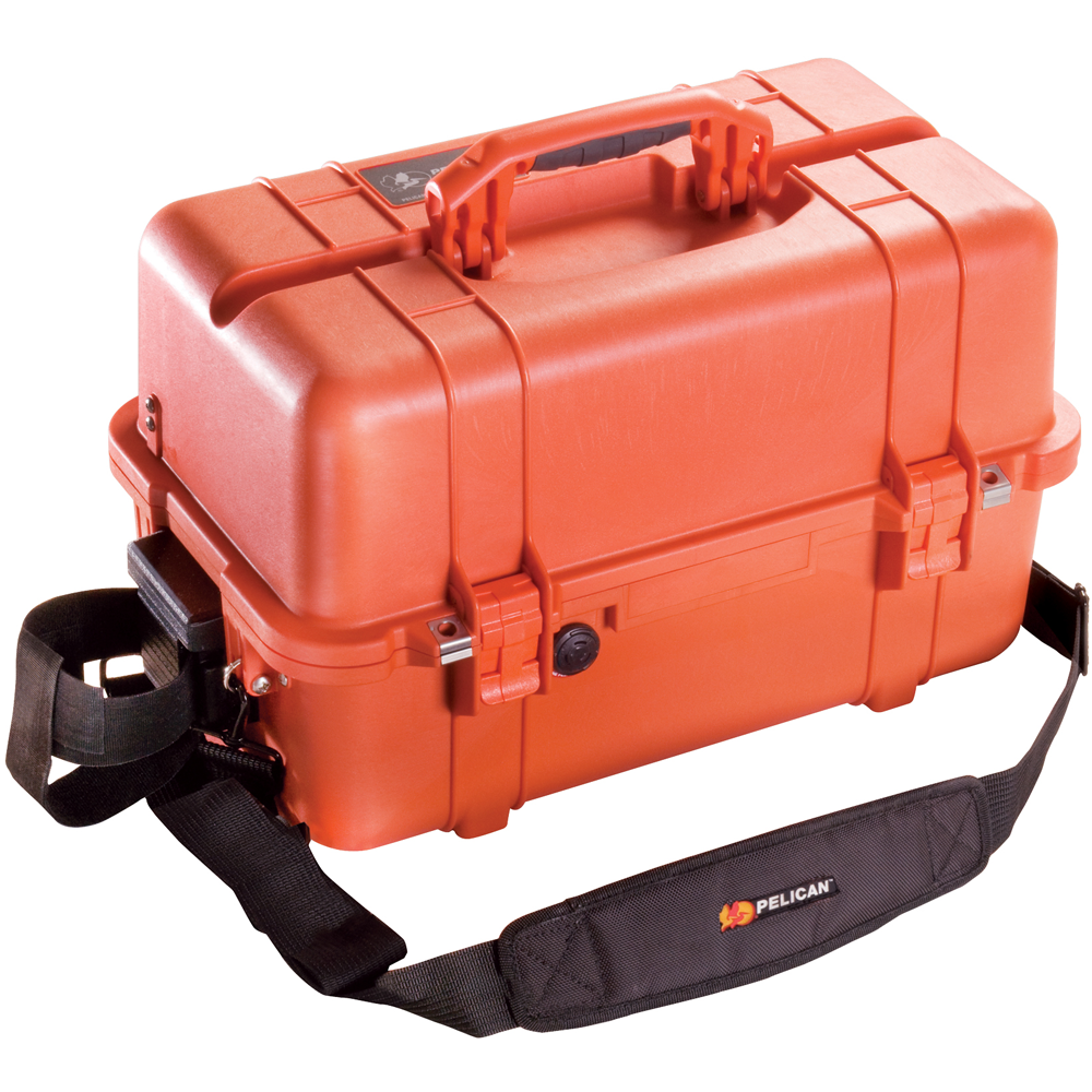 Pelican 1460 EMS Case with 3-Level Tray System