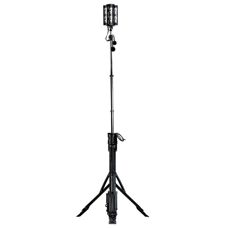 FoxFury Nomad Rechargeable Transformer LED Scene Light, 16,000 Lumens