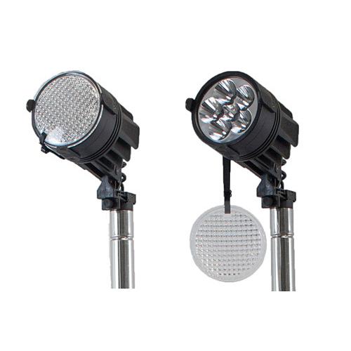 FoxFury Nomad Prime Rechargeable 5000 Lumen Portable LED Area-Spot Light
