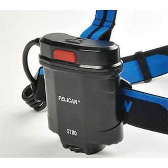 Pelican 2780 LED Headlight, 430 Lumens, 3