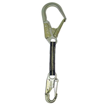 Yates Gear Ladder Hook Extension Strap, Nylon w/Steel Ends