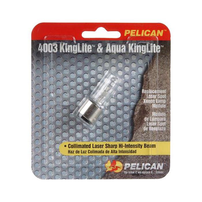 Pelican Replacement Xenon Lamp for KingLite 4000 Spotlight