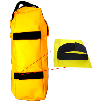 R&B Large Hydrant Tool Bag, Yellow