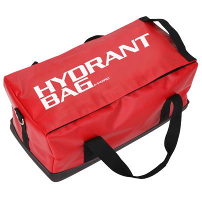 R&B Fabrications Red Vinyl Hydrant Bag
