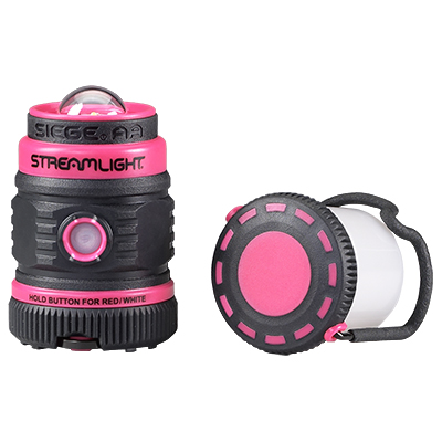Streamlight Breast Cancer Research Foundation Siege
