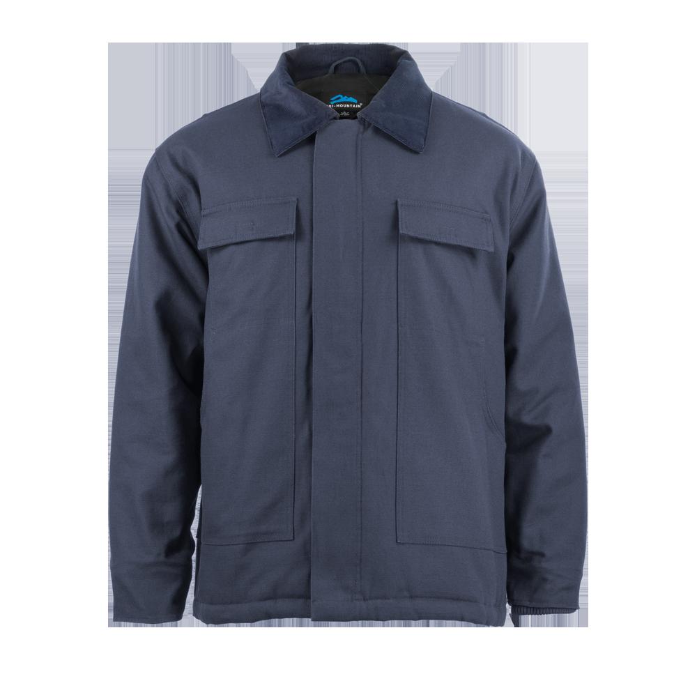Tri-Mountain Winter Work Coat, Navy