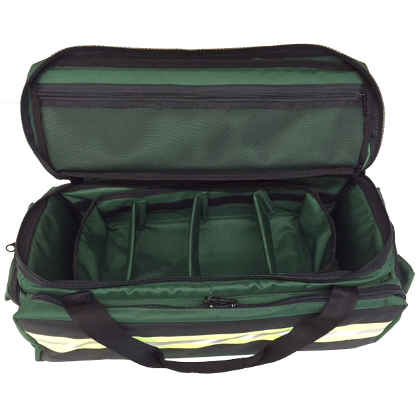 Exclusive Standard Oxygen Bag, Green  600D Polyester, 27