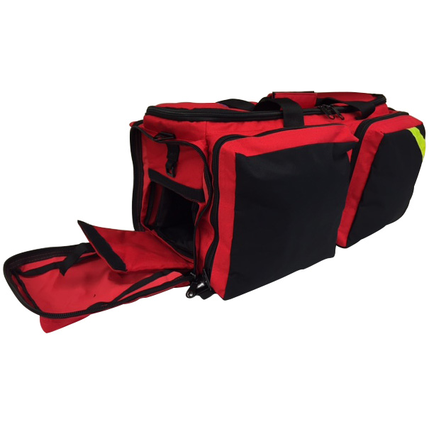 Exclusive Deluxe O2 Bag, Red 600D Polyester, 28