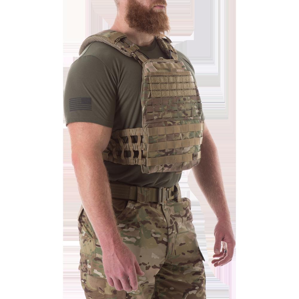 5.11 Tactical MultiCam TacTec Plate Carrier