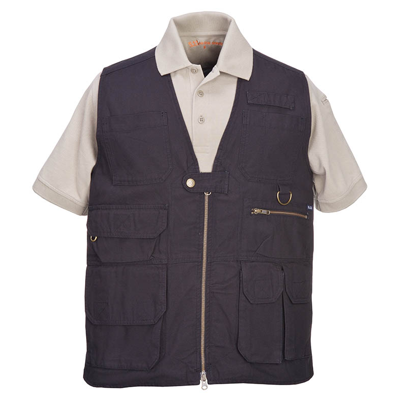 5.11 Tactical Tactical Cotton Canvas Vest