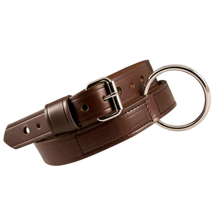 Boston Leather Garrison Style Restraint Belt