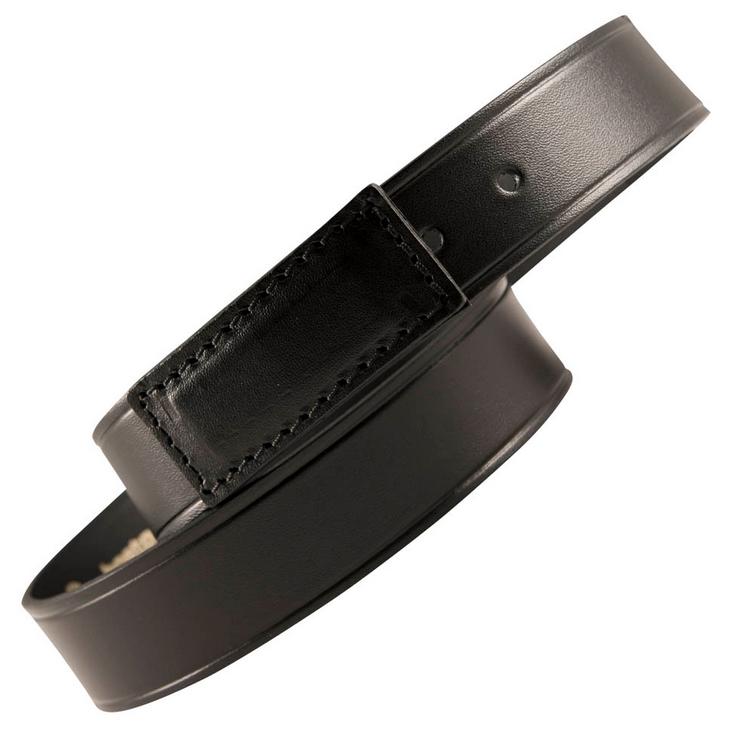 Boston Leather w/ No Scratch Hidden Buckle