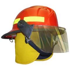 Cairns Model 660C Metro Crash Fire Rescue Helmet