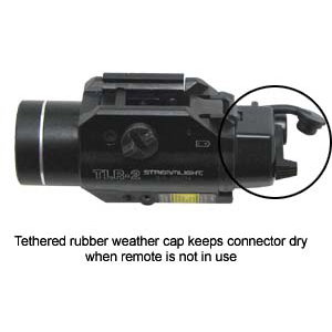 Streamlight TLR Remote Battery Door Switch Assembly