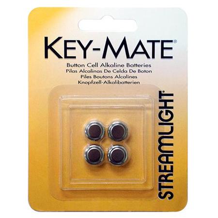 Streamlight KeyMate Batteries 4 Pack