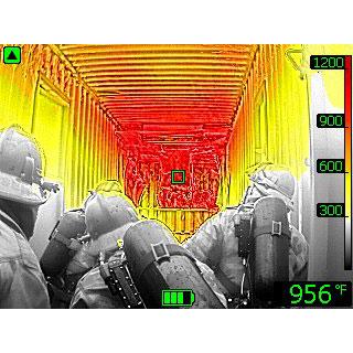 Flir K65 320 x 240 Thermal Camera Kit, NFPA Approved