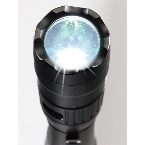 Pelican 7600 3-Color LED Flashlight, 944 Lumens, 6.19