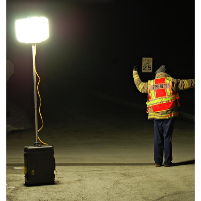 812 Illumination Night Shift Battery Pack Light