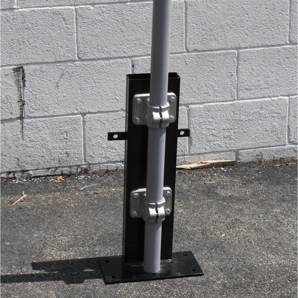 812 Illumination Machine Mount  w/13' Telescoping Mast