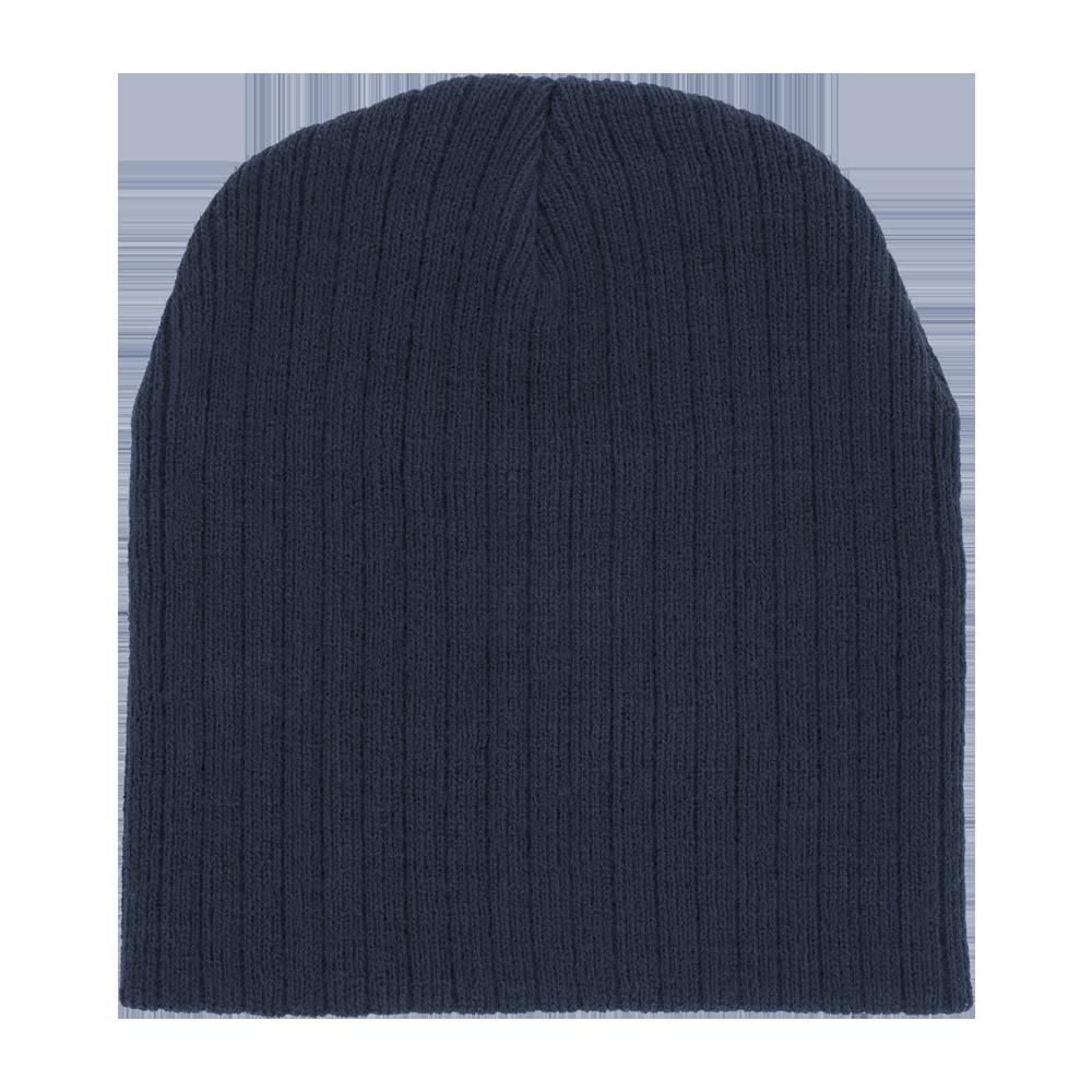 Exclusive: Superior Knit Beanie, 8inch sizes, Black