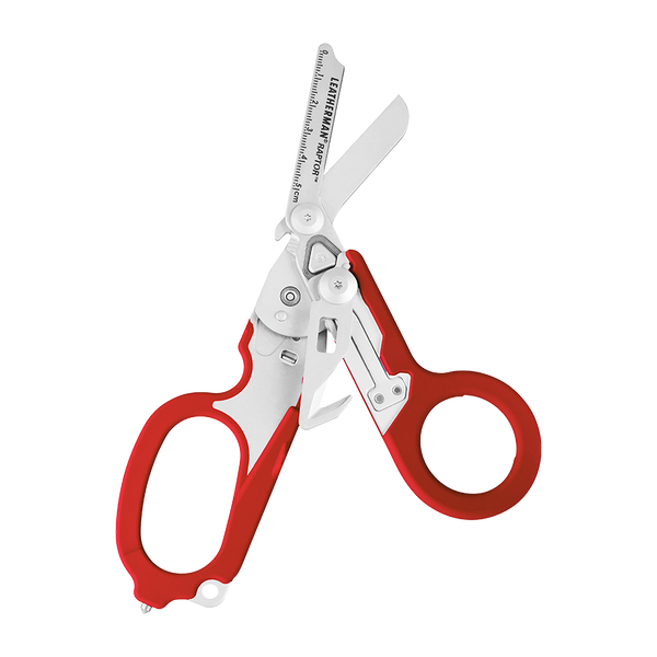 Leatherman Red Raptor Medical Shear & Multi-Tool