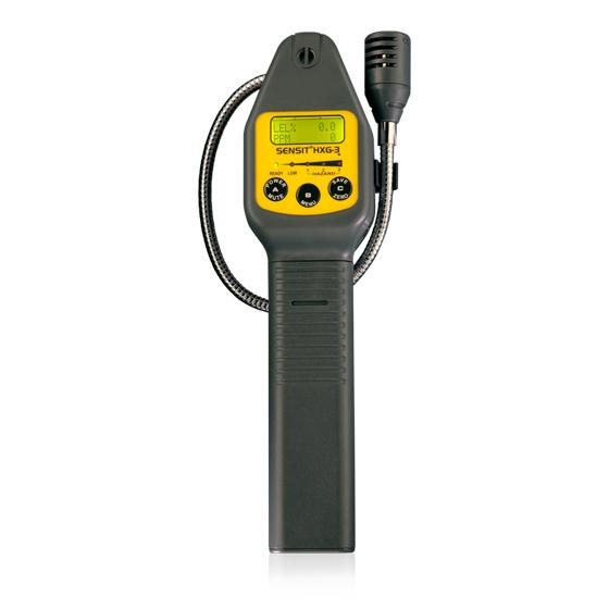 Sensit Technologies HXG-3 Combustible Gas Leak Detector without Pump