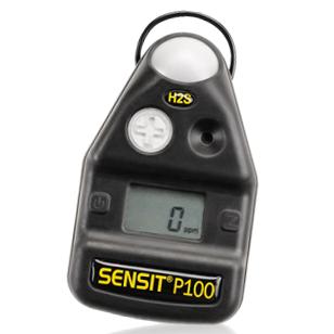Sensit Technologies P100 Personal Carbon Monoxide Monitor