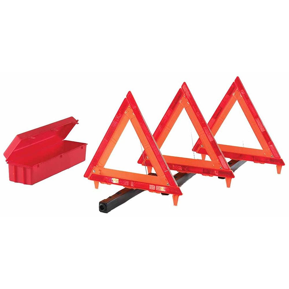 Jackson Safety Triangle Reflector Warning Kit