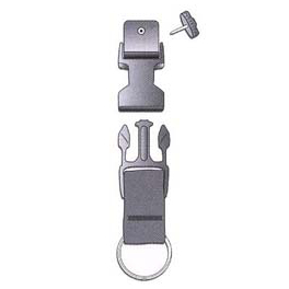 Gear Keeper Add-A-Clip Slide Release Clip with Accessory