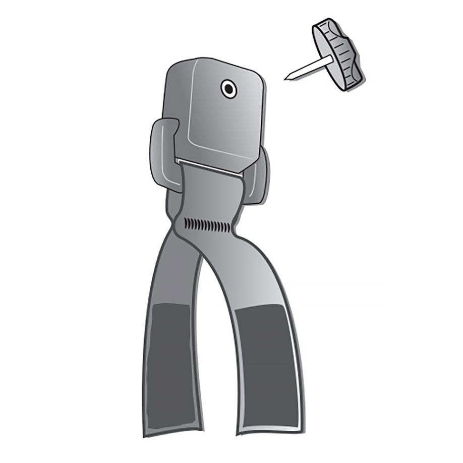 Gear Keeper Add-A-Clip Glove Holder