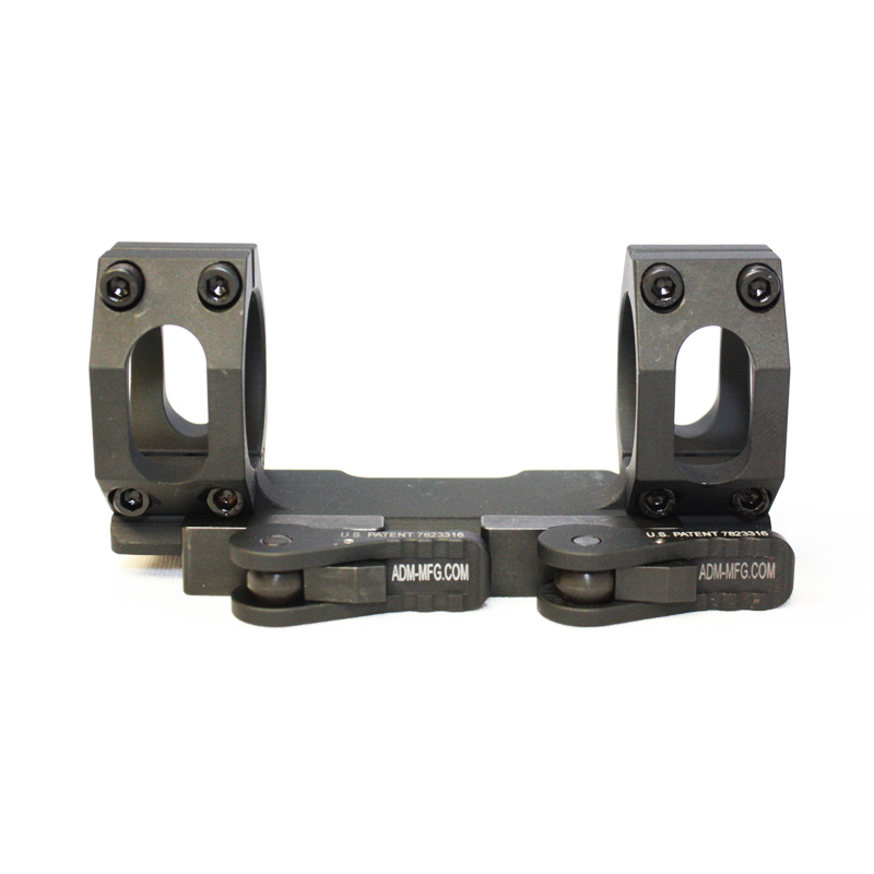 ADM AD-Recon-SL Scope Mount, 30mm Rings, Tactical Lever, For Bolt Action Rifles
