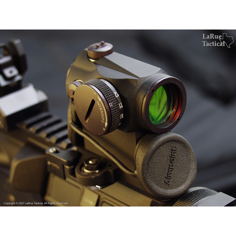 LaRue Tactical Aimpoint Micro QD LT-660 Mount for Micro T-1 and H-1