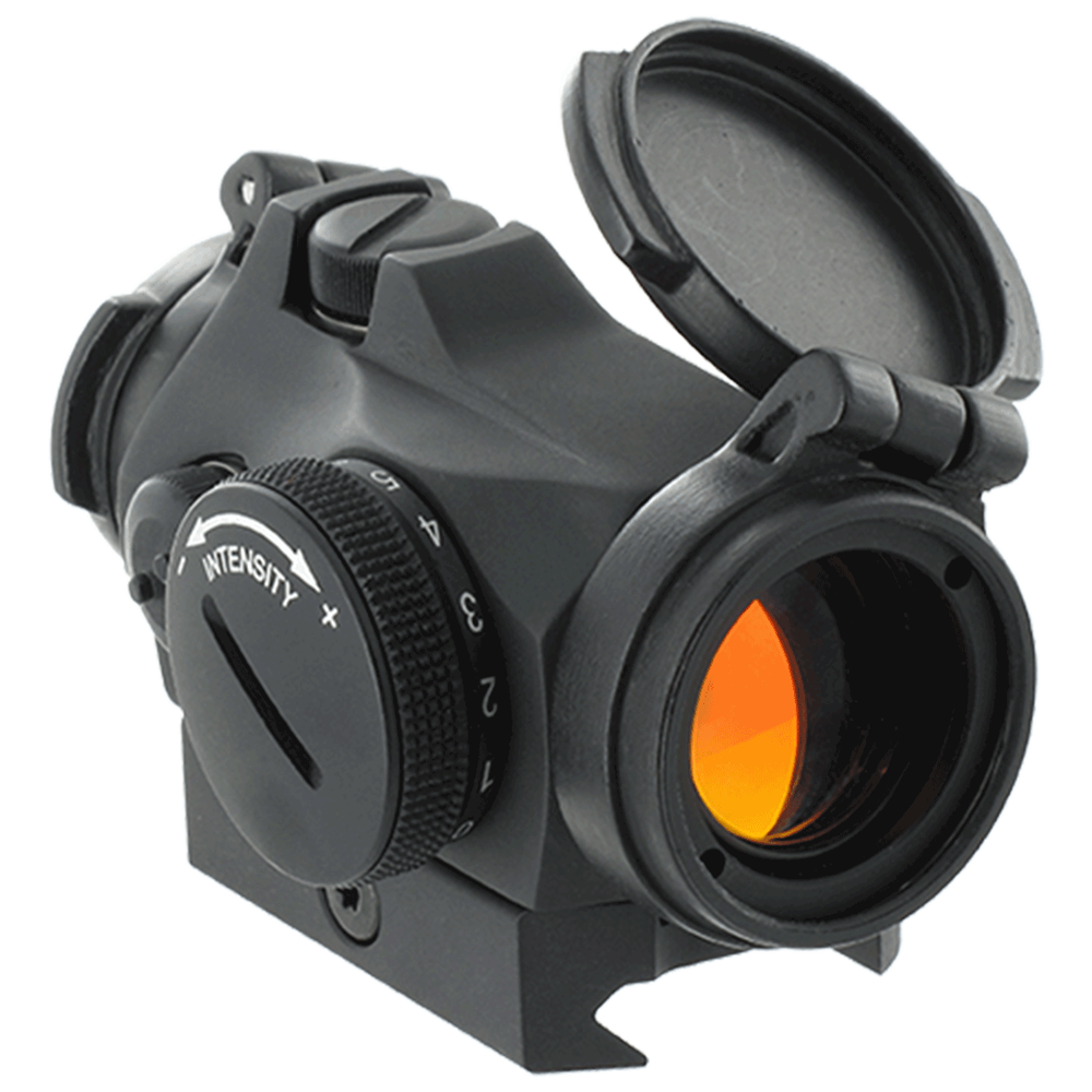 Aimpoint Micro T-2 Red Dot Sight, AR Ready, 2 MOA LRP Mount 39mm Spacer