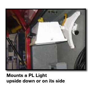 Mounting Bracket for PL-Series Heavy Duty Portable Hand Lights