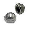 MSA/Cairns Helmets Chrome Acorn Nuts