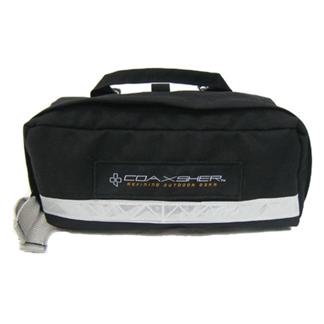 Coaxsher Medical Kit Case, Black