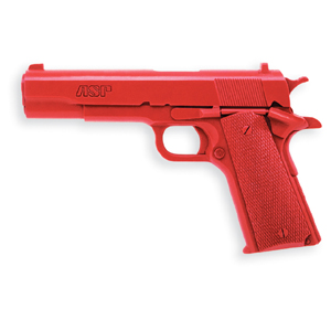 ASP Red Training Gun Government .45