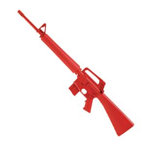ASP Red Training Gun Government M16