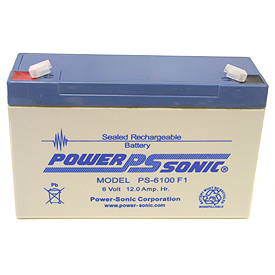 Litebox Rechargeable Replacement Zero-Maintenance Battery