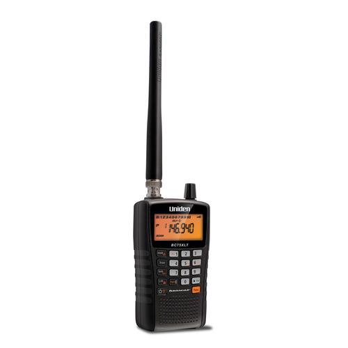 Uniden BC-75XLT Handheld Scanner