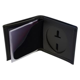 Smith & Warren Dress Leather Bifold Wallet w/Single ID