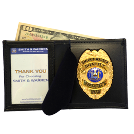 Smith & Warren Bifold Leather Wallet