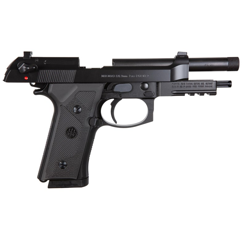 Beretta 92A1 Law Enforcement 9mm with (3) 17rd Magazines