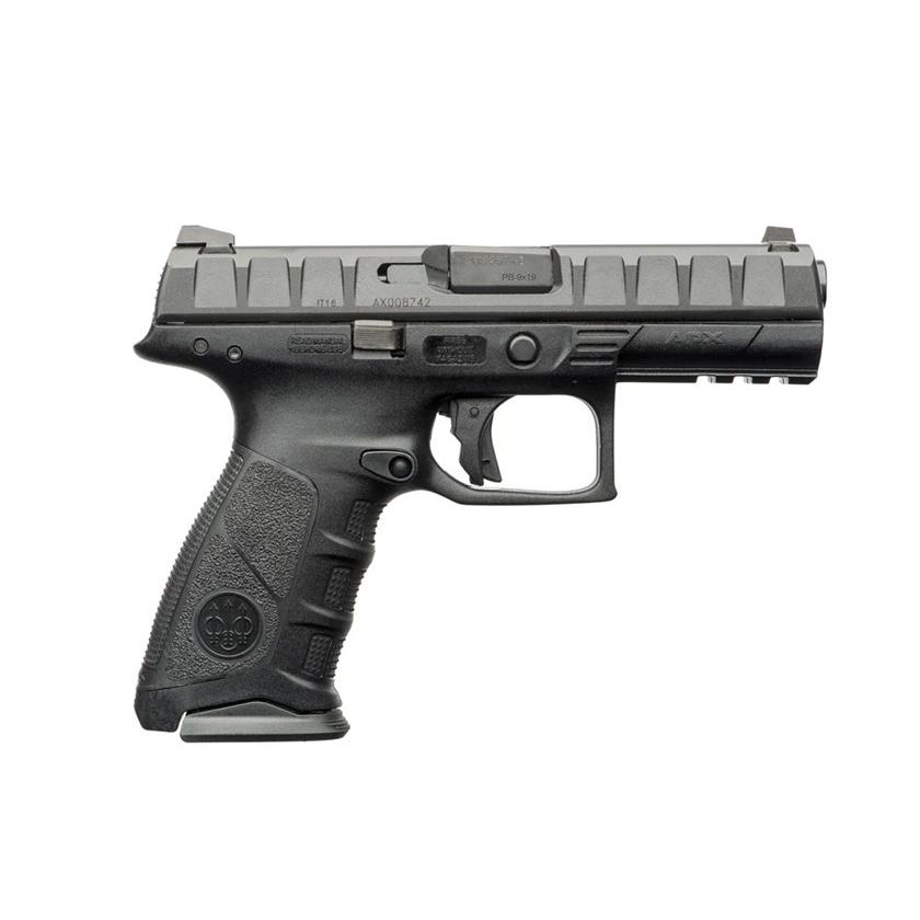 Beretta APX Full Size 9mm, 3 Dot sights, 17rd Magazine
