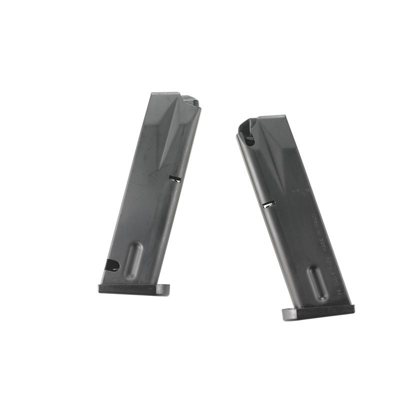 Beretta 92FS 9mm Police Special, (3) 10rd Mag