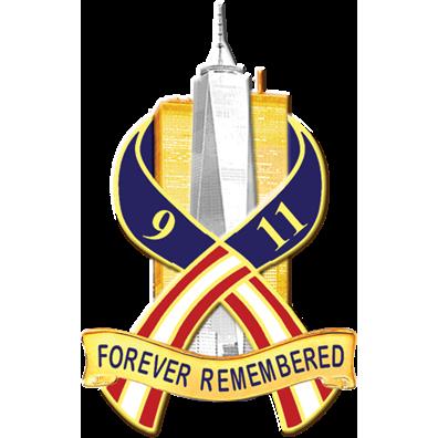 Blackinton 911 Forever Remembered Pin